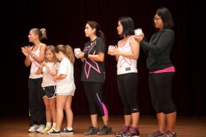 Deportes favoritos para padres e hijos el baile