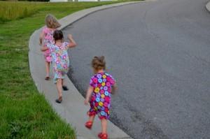 mejores rutas correr familia
