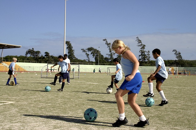 Clubes deportivos infantiles