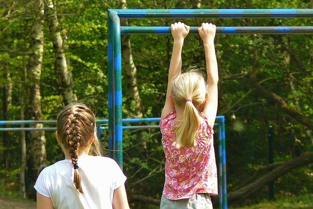 Fiesta deportiva para niños
