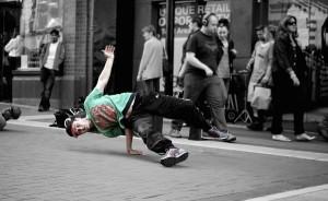 el baile también es un deporte