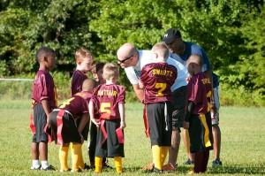 Perjuicios del deporte en niños