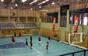 Polideportivos especiales para niños