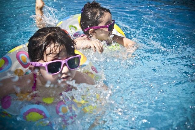 La importancia de la natación para el niño