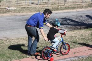 6 consejos para hacer deporte con familias
