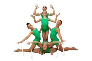 Aprender gimnasia rítmica en Madrid