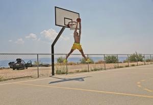 Idea para practicar deporte en la playa