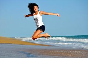 Ideas para practicar deporte en la playa