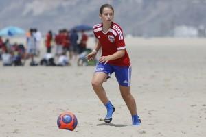 Ideas para practicar deportes en la playa