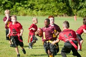 beneficio-del-deporte-de-equipo-para-ninos