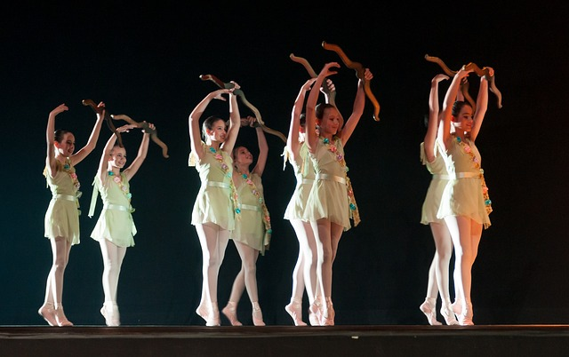 Beneficio de aprender Ballet en España