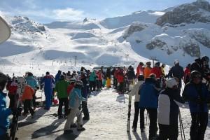 Mejores estaciones esquí en Madrid