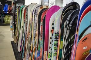 Técnicas del snowboard para niños
