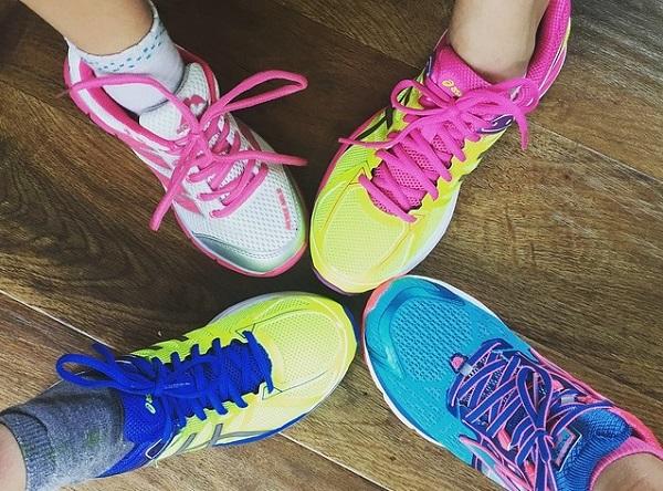 Qué beneficios les a los niños hacer running