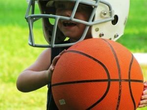 Deporte para niños en Barcelona en junio