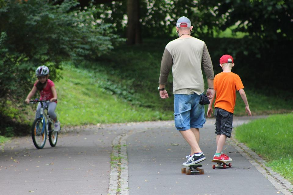 Deportes perfectos para toda la familia