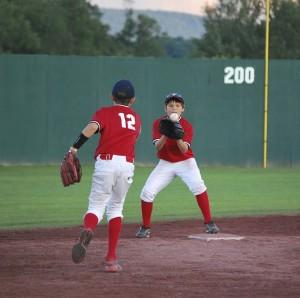 Piense en los intereses y habilidades naturales del niño-baseball