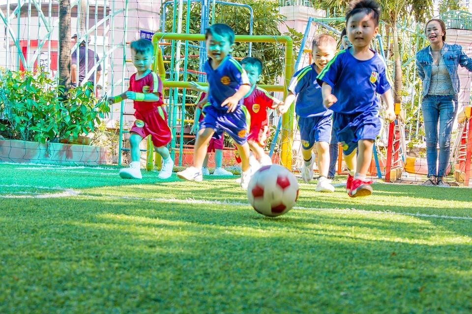 Deporte para niños en Barcelona en Febrero