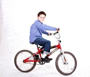 Deporte para niños en Barcelona en Febrero-bicicleta