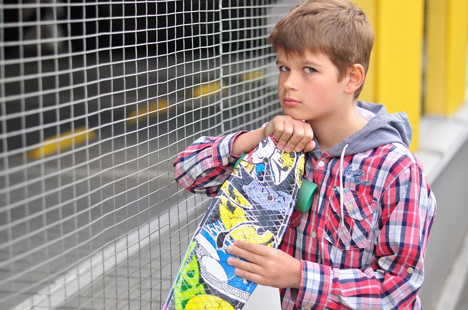 Planes deportivos en Málaga con niños-niño
