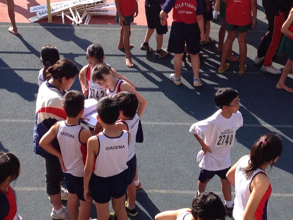 Campeonato de españa infantil de atletismo- atletismo infantil
