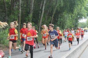 Carreras para niños en Valladolid-runing niños