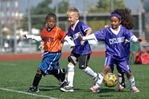 Deportes saludables para niños